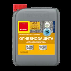 Неомид 450-2 огнебиозащита 2 группы эффективности