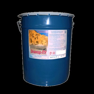 Элакор-ПУ грунт для бетона