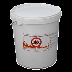 ОКС - огнезащитный клеевой состав для материала «МБОР»