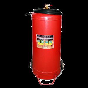 Огнетушитель порошковый ОП-50 (з) (А, В, С, Е)
