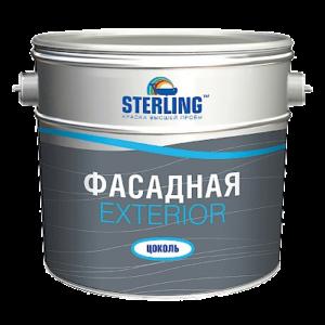 Экстериор (ВД-АК-113) - фасадная краска по оцинкованным поверхностям