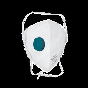 Rutex V1007 FFP1 NR D - полумаска фильтрующая с клапаном выдоха