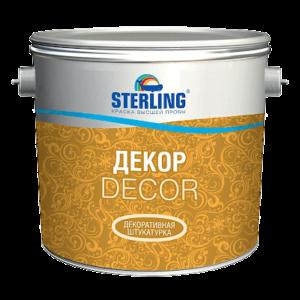 STERLING КРЕАТОН декоративная штукатурка (ВД-АК-231)