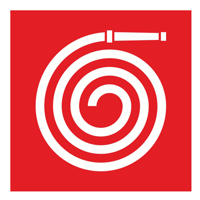Знак - Пожарный рукав F46
