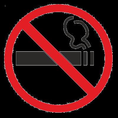 Знак - О запрете курения Р-41