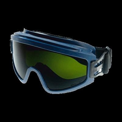 Очки защитные с непрямой вентиляцией Росомз ЗН11 PANORAMA StrongGlass (5 PC)
